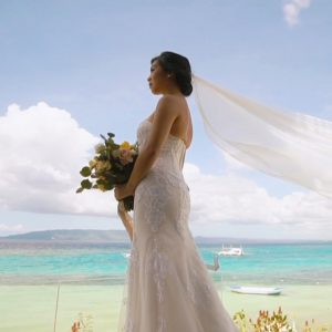 Alan & Yoong Nim - Wedding Highlights // Bohol, Philipines