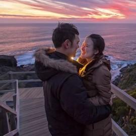 Chee Yoong & Michele – Love Story | Melbourne & Kota Kinabalu