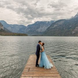 Jit Han & Elsie – Cinematic Pre-Wedding Video // Vienna / Hallstatt, Austria