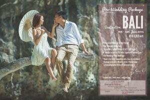 Jon.C Pre-Wedding (Oversea- Bali)
