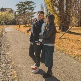 Wei Shen & Ming Jing – Cinematic Love Story // Tokyo, Japan