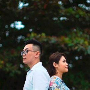 Alan and Wan Xii - Wedding Highlights // Anovia Chapel, Penang // SDE