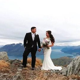 Gina & Latham – Wedding Highlights // Queenstown, New Zealand