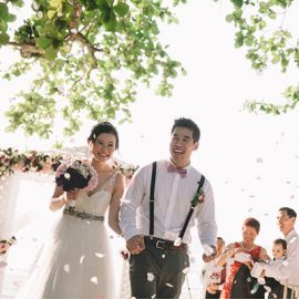 Stephen & Wai Leng – Actual Wedding Day | Pangkor Laut Beach Wedding | Cinematic Highlights